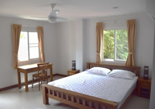 Patong Apartment House - Bedroom