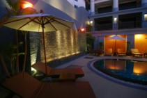 Patong Boutique Hotel - around the pool 1