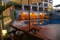 Patong Boutique Hotel - around the pool 2