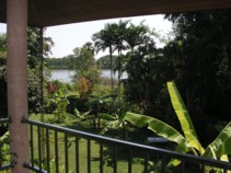 Lake-view from Balcony